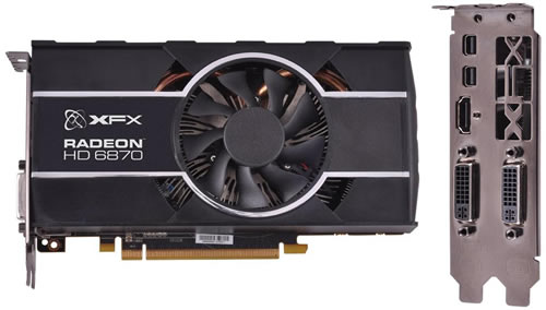 [Review] Tarjeta de video Ati XFX Radeon 6870