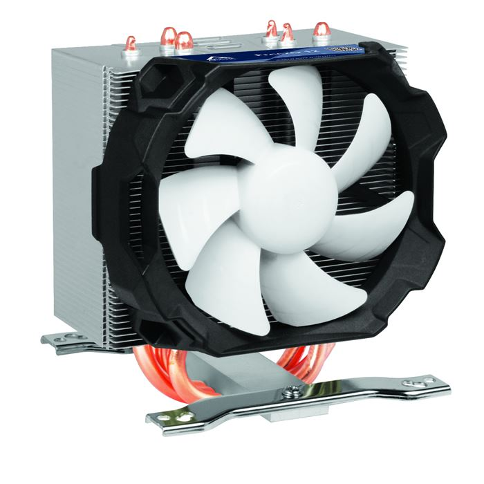 Thermaltake Contac 21 CPU Cooler with 92mm Fan | CLP0600 | Novatech