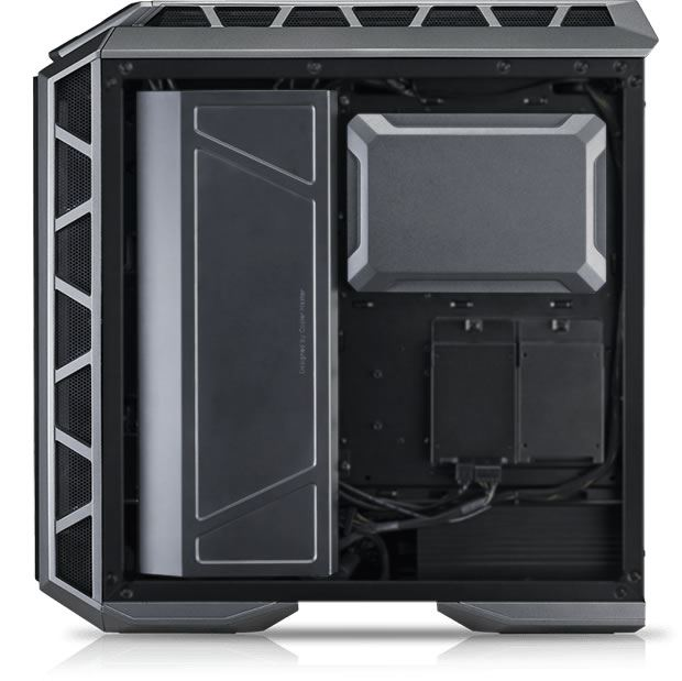 Cooler Master Mastercase H500p Mid Tower Novatech
