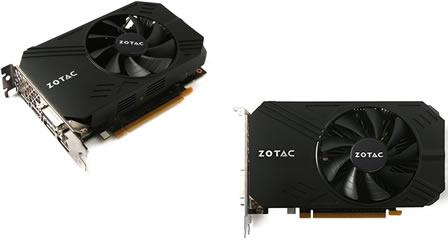 ZOTAC GeForce GTX 960 4GB GDDR5 | Novatech